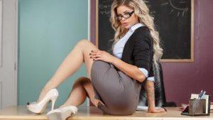 ดูหนังโป๊ออนไลน์ Jessa Rhodes จารย์แตกเดี๋ยวแจกเอ Brazzers